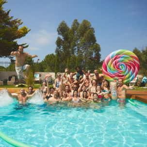 PT summer party