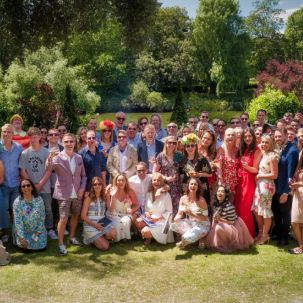 UK summer party